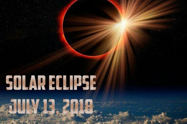 Solar Eclipse in Cancer, 13 july 2018