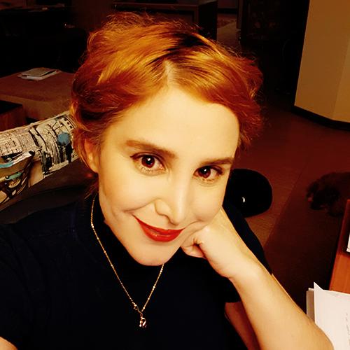 مریم (ماریا) ناظمی آسترولوژر غربی در ایران